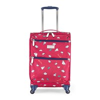 Radley Paper Trail Suitcase Lolly