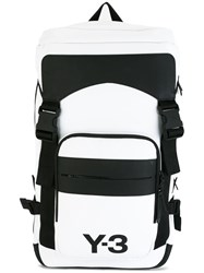 Y 3 Ultra Tech Backpack White