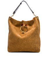 J.W.Anderson J.W. Anderson Large Pierce Hobo Bag In Brown
