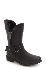 Chooka Women's Dressage Moto Rain Boot