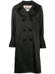 Herno Double Breasted Trench Coat 60