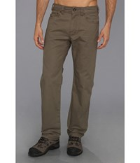 Prana Bronson Lined Pant Mud Men's Casual Pants Taupe