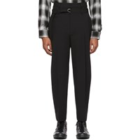 Diesel Black Hooky Trousers