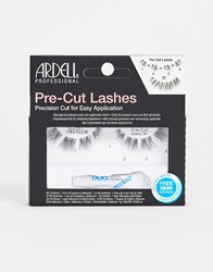 Ardell Pre Cut Demi Wispies Lashes Black