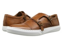 Kenneth Cole New York Whyle Sneaker Cognac Slip On Shoes Tan