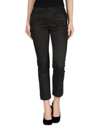 Henry Cotton's Denim Pants Dark Brown