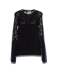 Noshua Shirts Blouses Women Black
