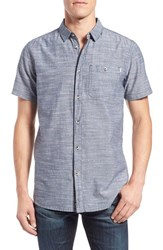 Men's Bench. 'End' Regular Fit Short Sleeve Sport Shirt