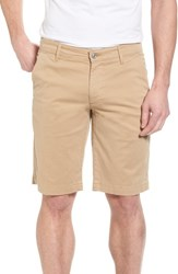 Ag Jeans 'S 'Griffin' Chino Shorts Sulfur Golden Emmer