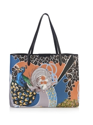 Mary Katrantzou C Melina Coated Canvas Tote