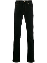 Versace Slim Fit Jeans Black