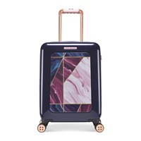 Ted Baker Balmoral Limited Edition Suitcase Small Purple