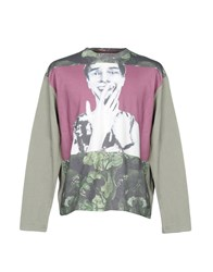 Antonio Marras Sweatshirts Garnet