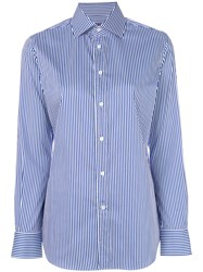 Ralph Lauren Collection Striped Shirt White