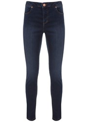 Mint Velvet Atlanta Authentic Indigo Jegging Blue