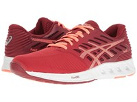 Asics Fuzex Ot Red Flash Coral True Red Women's Running Shoes Ot Red Flash Coral True Red