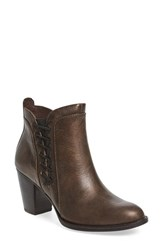 Sofft Women's 'Waverly' Bootie Smoke Leather