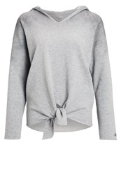 Dimensione Danza Felpa Sweatshirt Melange Light Grey