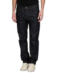 Ben Sherman Denim Pants Blue