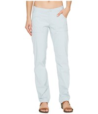 Columbia Ultimate Catch Roll Up Pants Cirrus Grey Women's Casual Pants Gray