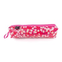 Liberty London Box Pencil Case Mitsi Hot Pink