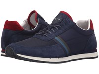 Paul Smith Moogg Galaxy Nylon W Red Accent Navy Men's Shoes