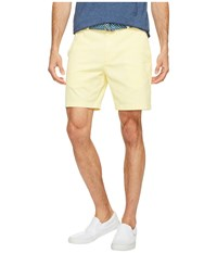 Vineyard Vines 7 Stretch Breaker Shorts Lemon Drop Men's Shorts Yellow