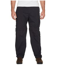 Columbia Silver Ridgetm Convertible Pant Extended Black Men's Workout