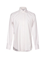 Mazzarelli Shirts White