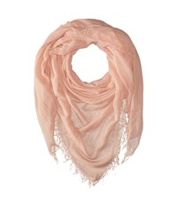 Chan Luu Cashmere And Silk Scarf Dusty Pink Scarves