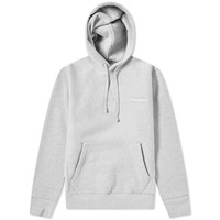 Know Wave Up By Three Hoody Grey