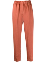 Forte Forte Cropped Straight Leg Trousers 60