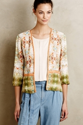 Blank Garden Cathedral Jacket Neutral Motif