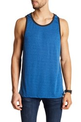 Burnside Heather Tank Blue