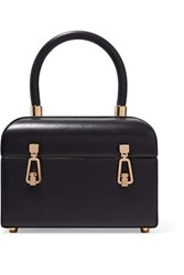 Gabriela Hearst Patsy Leather Tote Black