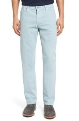 Ag Jeans Men's Graduate Sud Slim Straight Leg Pants Woad Blue