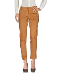 Kayla Casual Pants Camel