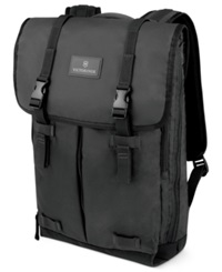 Victorinox Altmont 3.0 Flapover Laptop Backpack Black