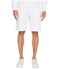 Versace Shorts Ea4gpb1fb Bianco Men's Shorts White