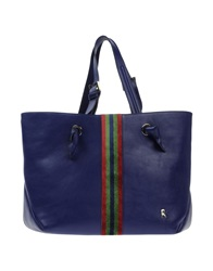 Roberta Di Camerino Handbags Dark Blue