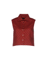 Department 5 Shirts Red