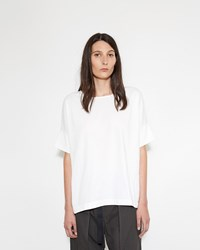 Christophe Lemaire Loose Tee Chalk