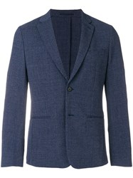 Theory Casual Style Jacket Blue