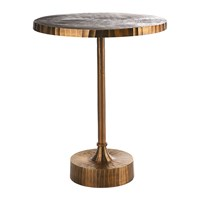Pols Potten Mace Table Antique Brass