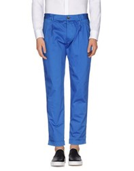 Basicon Trousers Casual Trousers Men Bright Blue