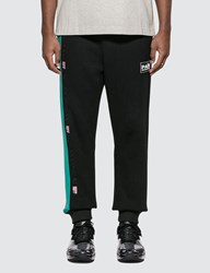 Alexander Wang Color Block Sweatpants Black