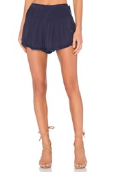 Heartloom Drina Short Navy