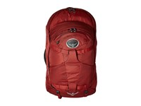 Osprey Farpoint 55 Jasper Red Backpack Bags