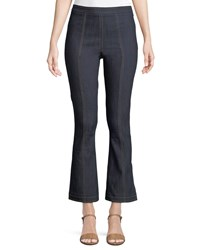 Cinq A Sept Tinsley Side Zip Flare Leg Jeans Indigo