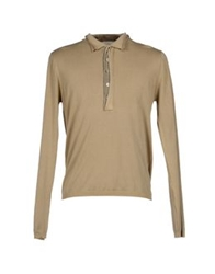 Spina Sweaters Beige